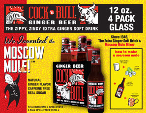 Cock'n Bull 12oz 4-Pack Sale Sheet